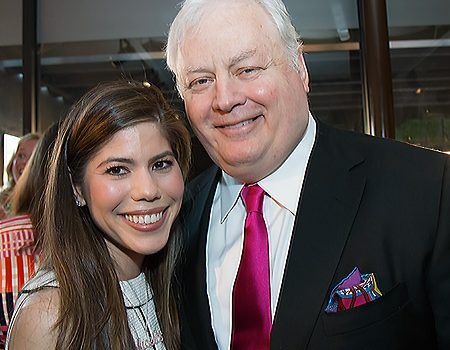 Fashion Guru Tim Gunn Packed 'Em In At Forty Five Ten's T Room For Community Partners Of Dallas' Chick Lit Patron Party
