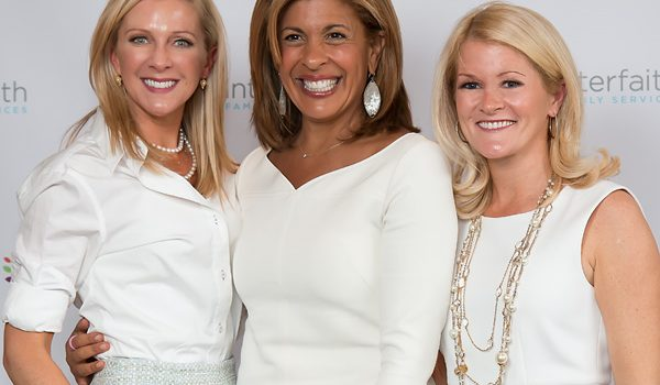 Hoda And Hegi Girls Netted $217,800 For Interfaith Family Services