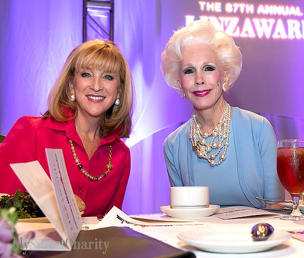 Debbie Branson and Sheila Grant