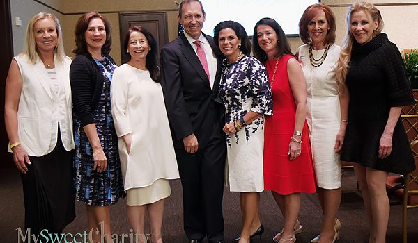 2015 Crystal Charity Ball Committee Distributed Record-Breaking $6.5M To 11 Dallas Children's Non-Profits