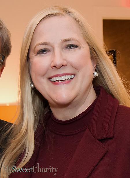 Gina Betts (File photo)
