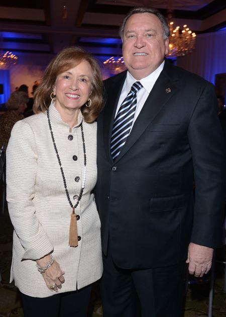 Julie and Jim Turner*