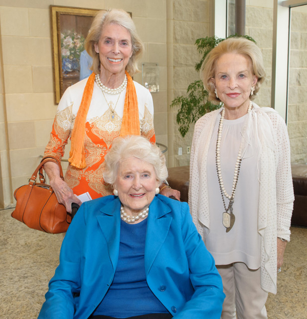 Nell Beck, Edith O'Donnell and Nancy Dedman*