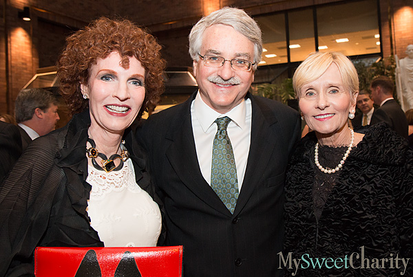 Sarah and Alan Losinger and Carol Seay