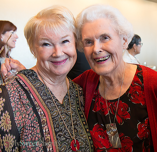 Nancy Ann Hunt and Vivian Castleberry