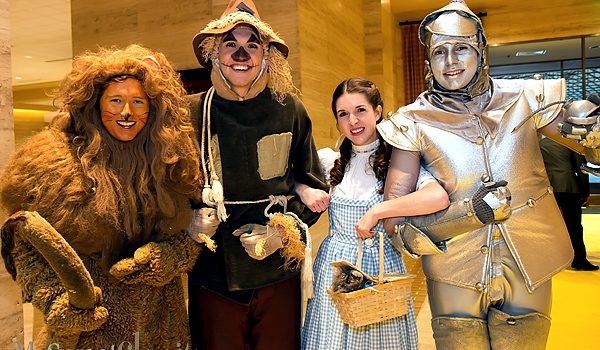"""MySweetCharity Photo Gallery Alert: 2016 Children's Cancer Fund's """"An Evening In Oz"""""""