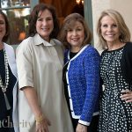 Can Do Luncheon Patrons Enjoyed A Beautiful Evening At Tucker and Rich Enthoven's Preston Hollow Estate