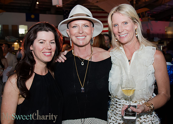 Brooke Hortenstine, Karla McKinley and Nicole Musselman
