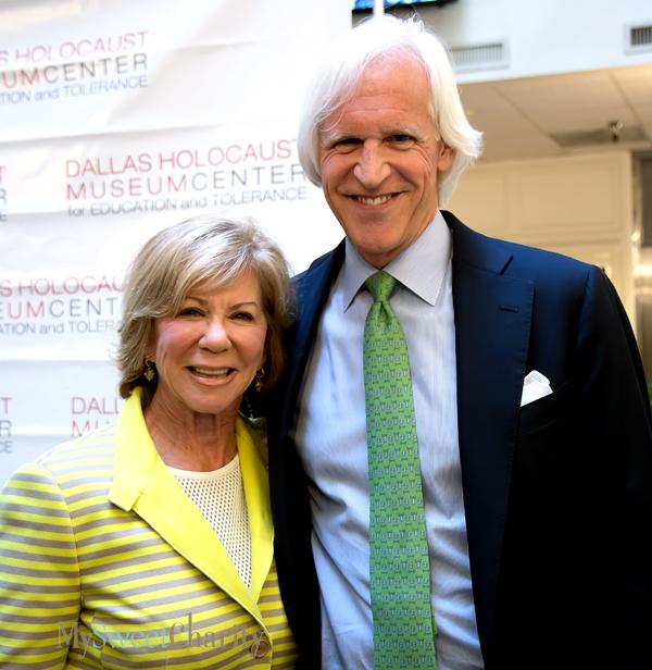Florence Shapiro and Robert Edsel