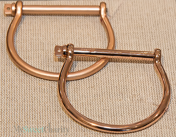 Market's equine-style bracelet