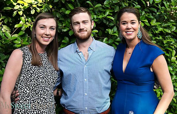 Nikki Nole, Remington Reece and McKamy Tiner