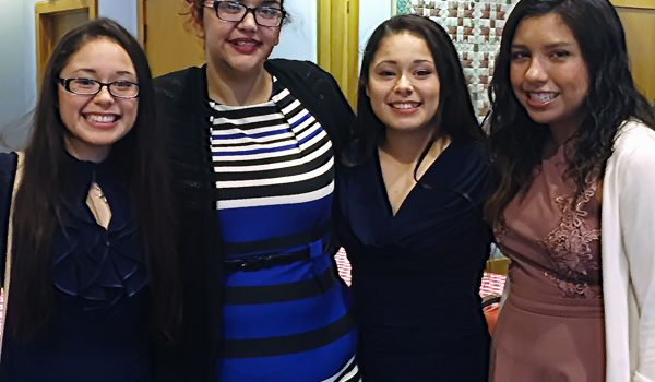 Irma Lerma Rangel Young Women's Leadership Graduating Seniors Were Feted By Junior League Of Dallas Sustainers