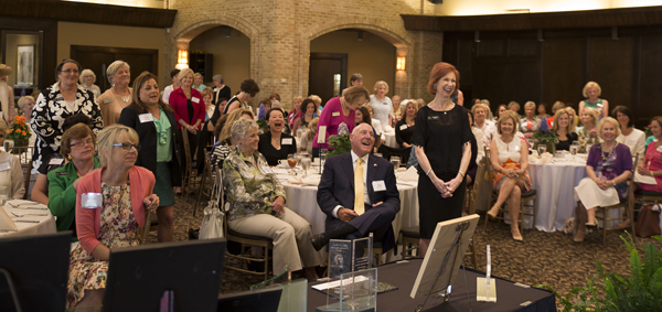Northwood Woman's Club Hands Out Checks Totaling $255,250 To Seven Very Happy Area Nonprofits