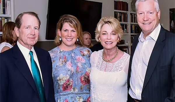 Boys And Girls Clubs Of Greater Dallas' 2016 Billiard Ball To Honor Helen And Clint Murchison III