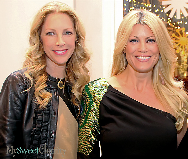 Rhonda Sargent Chambers and Holly Pelham Davis (File photo)