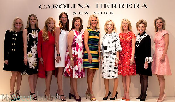 Sold-Out Alert!: 2016 Crystal Charity Ball Fashion Show And Luncheon