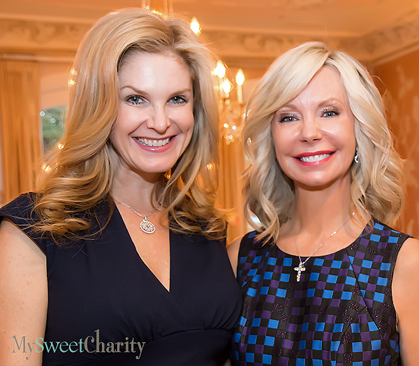 Tanya Foster and Lisa Cooley (File photo)