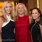 Genesis Women's Shelter's Jane Doe Award Dinner Dazzled With Roger, Serita And LeAnn Thanks To Doug, Gina, Molly And Nancy