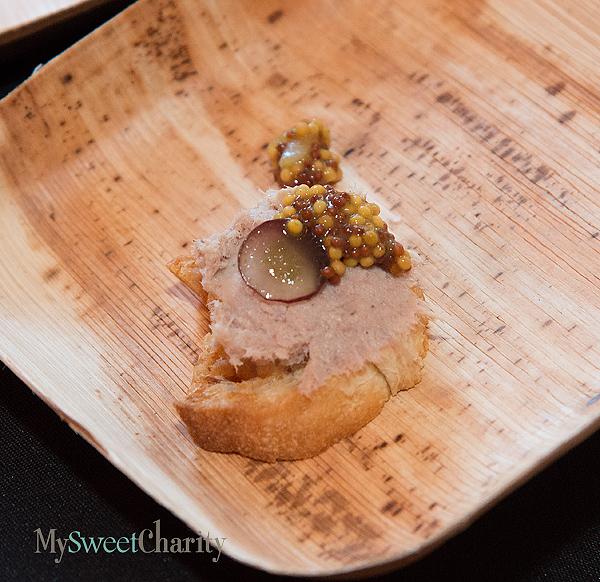Brian Luscher's dish