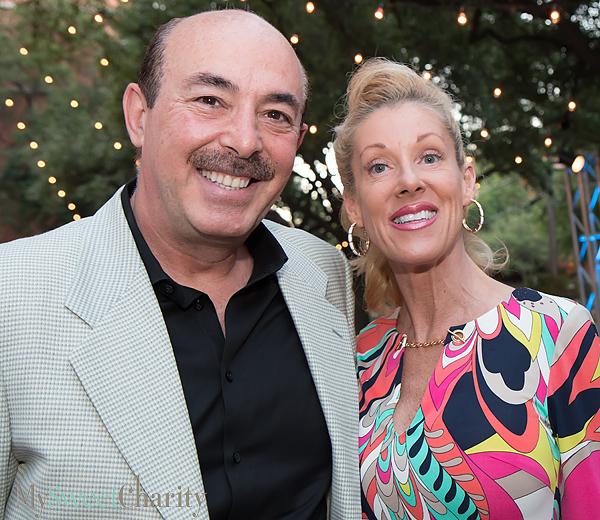 CJ and Phyllis Comu