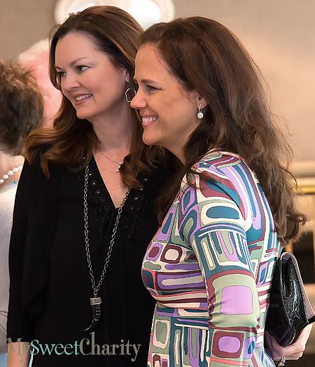 Kim Miller and Angie Kadesky