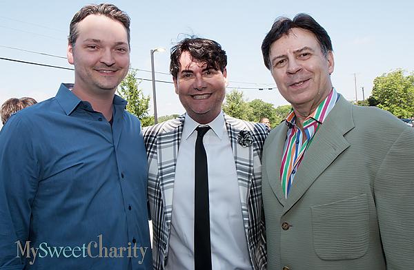 Chad Collom, Steve Kemble and Don Gaiser