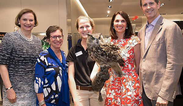 Zoo To Do Guests Had A Hoot Of A Time At Escada