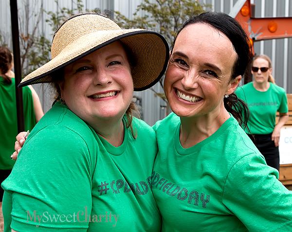 Paige McDaniels and Joanna Clarke