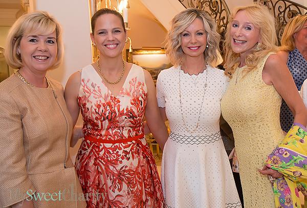 Christie Carter, Angie Kadesky, Lisa Cooley and Anne Davidson
