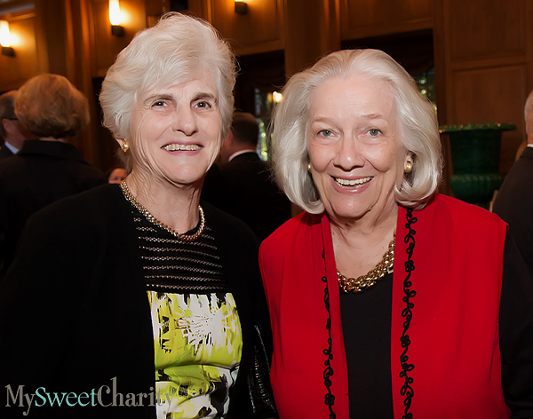 Marnie Wildenthal and Shirley Miller