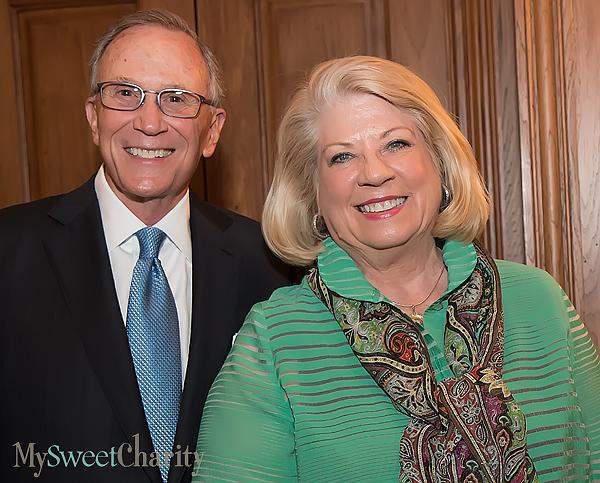 Ed and Randi Halsell