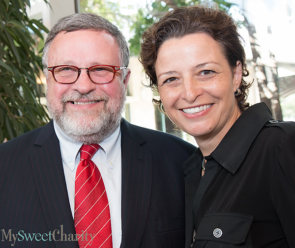 David Johnson and Carol Goglia