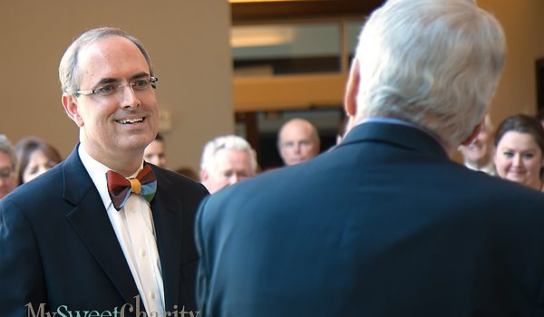 Communities Foundation Of Texas Holds A Two-For-One Reception For Departing President/CEO Brent Christopher