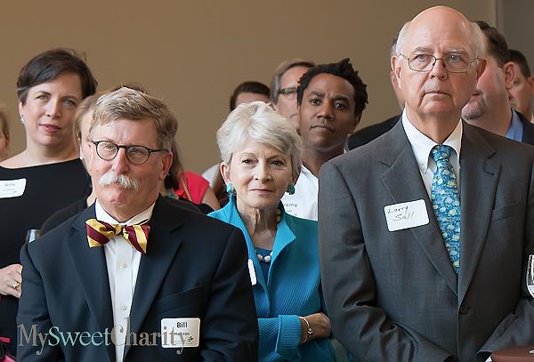 Bill Holston, Rena Pederson and Larry Sall
