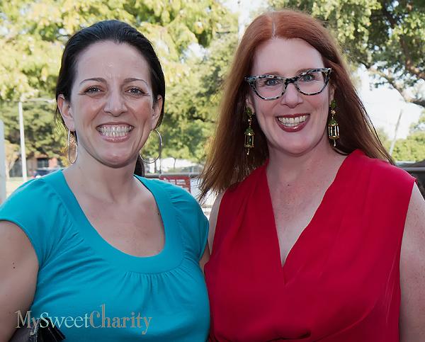 Kristina Wrenn and Anne Stodghill