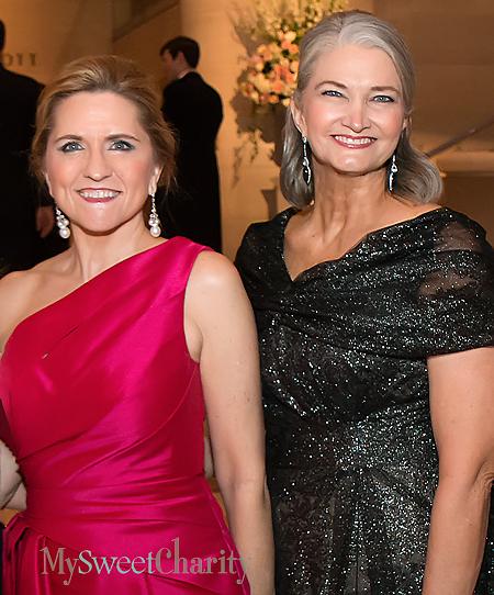 Melissa Lewis and Nancy Labadie (File photo)