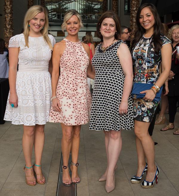 Jane Rozelle, Lisa Cooley, Elizabeth Dacus and Samantha Wortley*