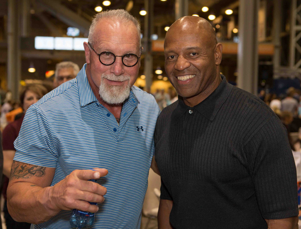 Randy White and Timmy Newsome*