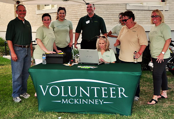 Volunteer McKinney*