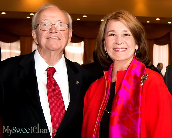 Bob and Gail Thomas (File photo)