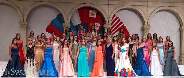 La Fiesta De Las Seis Banderas Duchesses