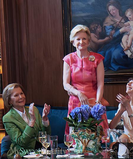Ruth Altshuler, Caren Prothro and Nancy Halbreich