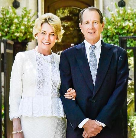 Helen and Clint Murchison III*