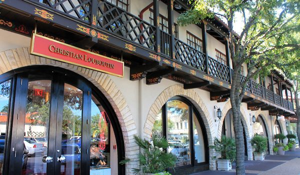 TACA Custom Auction Gala Package #4: Shop And Dine