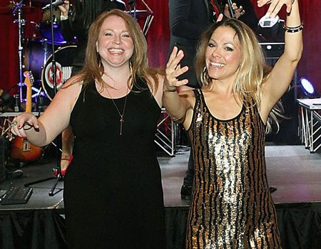 Red Hot Rhythms Had Frontiers of Flight Fundraisers On The Dance Floor And At The Gaming Tables
