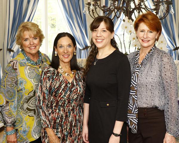 Carol Stabler, Venise Stuart, Sara Festini and Stacey Angel*