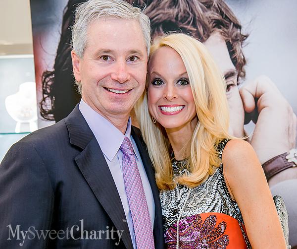 Lawrence and Katy Bock