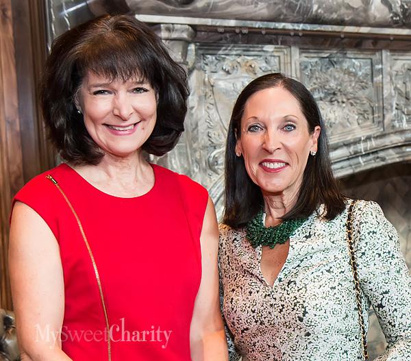 Sharon Ballew and Venise Stuart