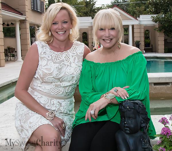 Kristen Greenberg and Suzanne Palmlund