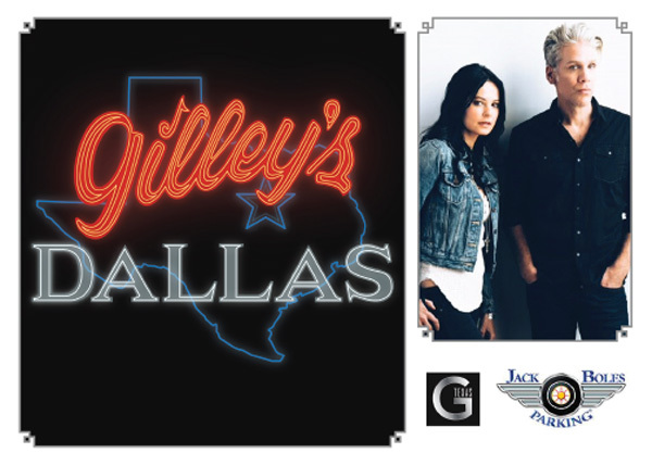 Texas-Sized Party At Gilley's*